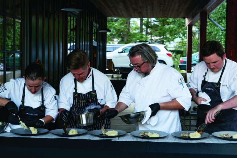 4 chefs lake country